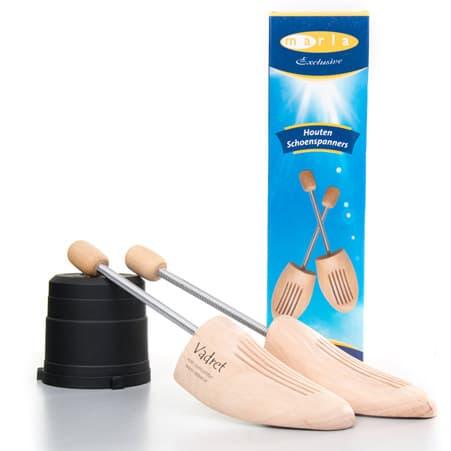 Houten schoenspanners