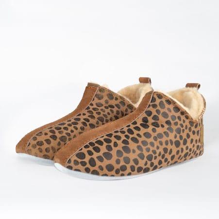 Shepherd Pantoffels Lina Leopard