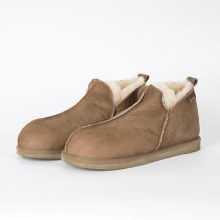 Shepherd Pantoffels Annie Cognac