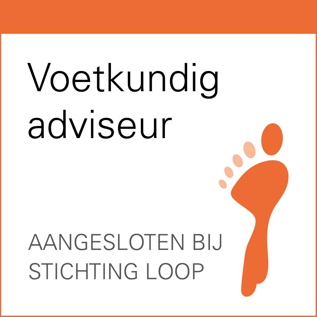 Logo - voetkundig adviseur