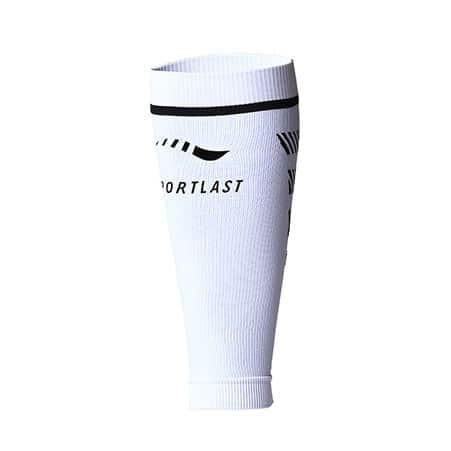 Sportlast Compressie Tubes - wit